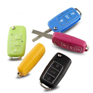 Color key shell for Volkswagen Golf / Passat / Polo / Bora