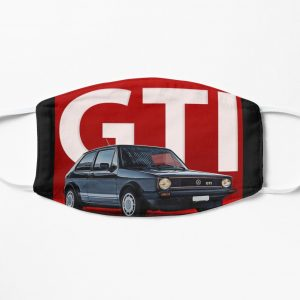"The Golf GTI MK1 ""The Legend"" face mask"