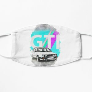 "The Golf GTI MK2 ""The Artsy"" face mask"