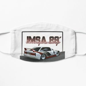 The Audi IMSA 90 face mask